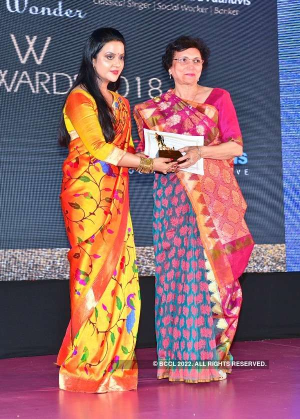 Women Of Wonder Awards 2018