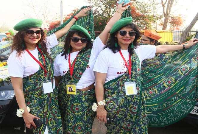 Maya, Manu and Geeta