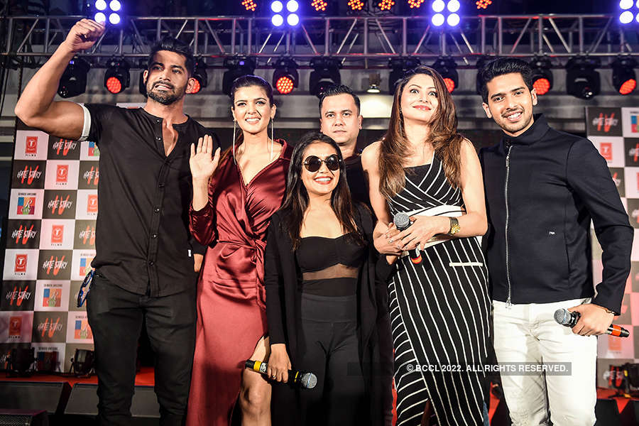 Hate Story 4: Music concert