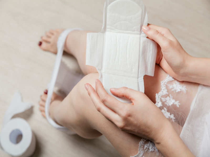 Period hygiene: You should change your sanitary napkin these many