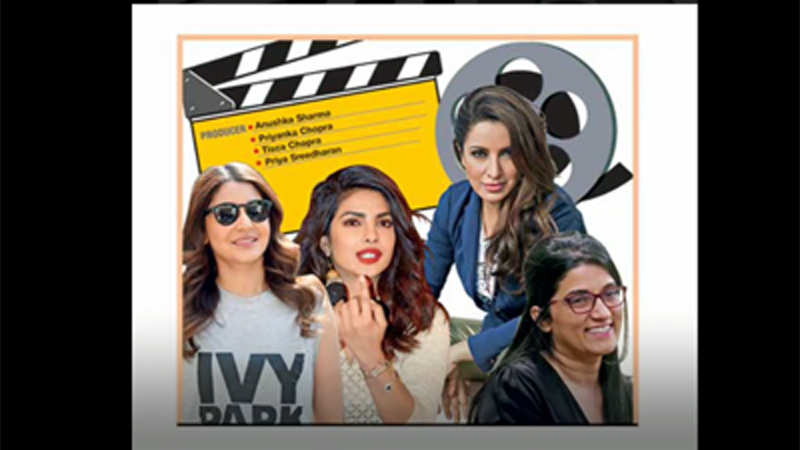 Girlpower: Women in Bollywood who run the show, literally