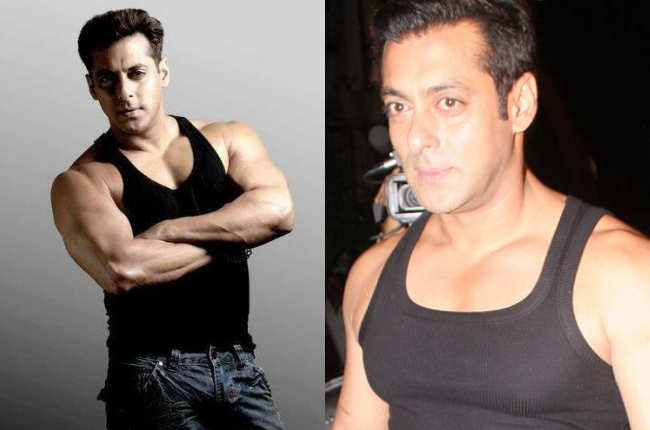 Salman khan as true bhai