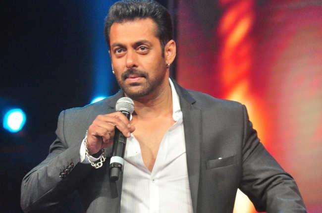 Salman khan in Suit Picture