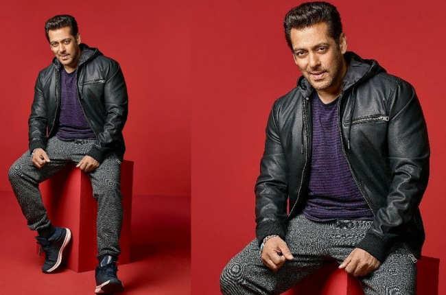 Salman Khan The Casual dresser
