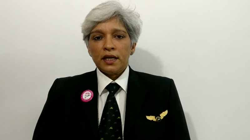 More women should take up career in aviation: Captain Kshamta Bajpai