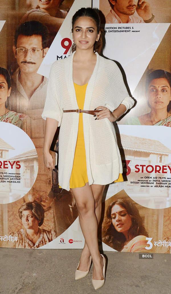 3 Storeys: Screening