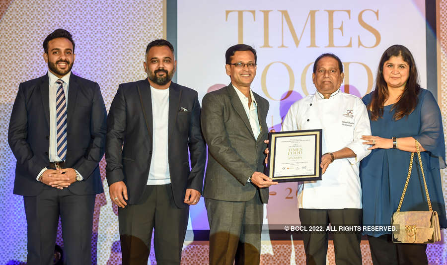 Times Food Guide Awards '18: Winners