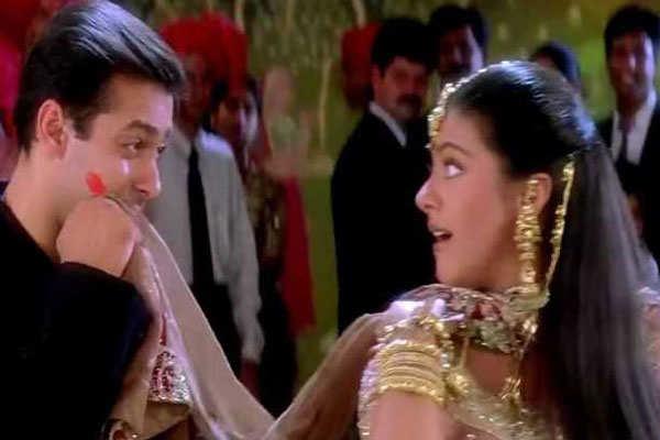 Salman Khan In Kuch Kuch Hota Hai