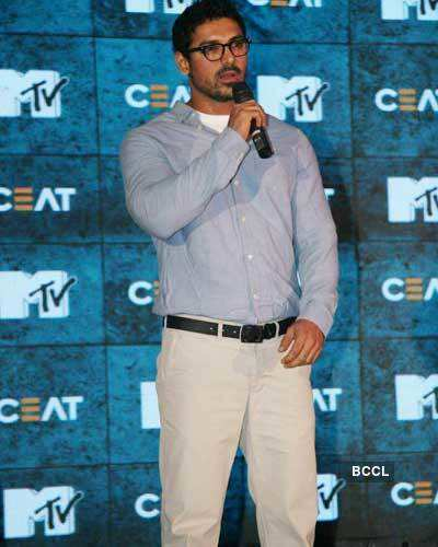 MTV VJ Bani during MTV Roadies event at JW Marriott