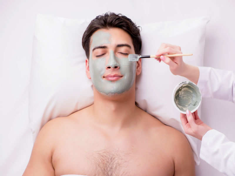 Facial care tips for men consider
