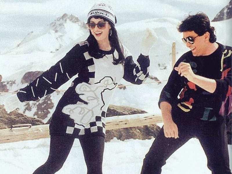 Rishi Kapoor and Sridevi: Neetu Kapoor reminisces 'Chandni' days ...