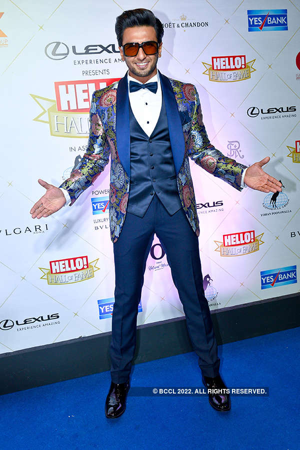 Hello! Hall of Fame Awards 2018: Arrivals