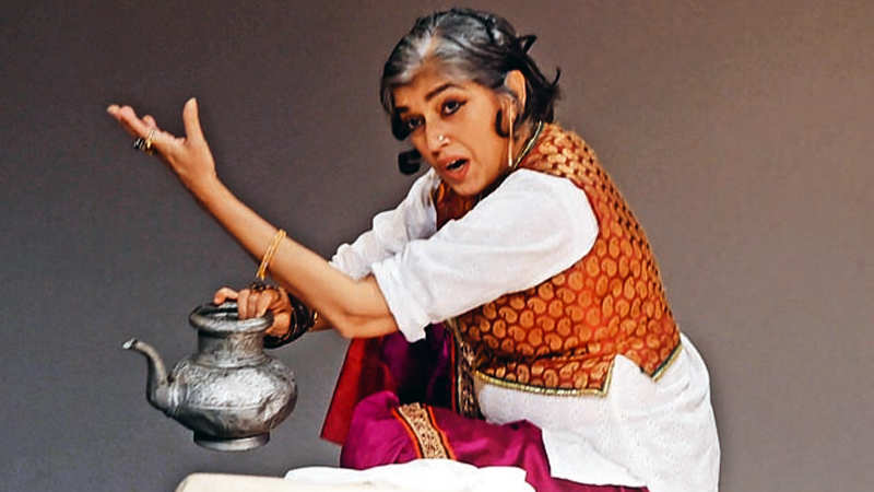 The Shahs of Indian theatre in Gurgaon