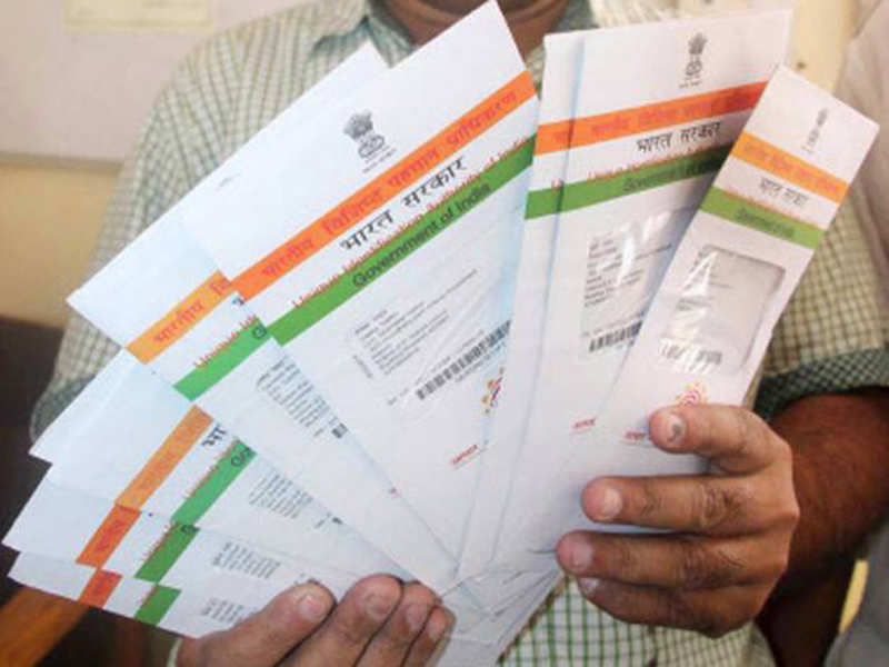 Here's how to link your mobile number with Aadhaar sitting at home