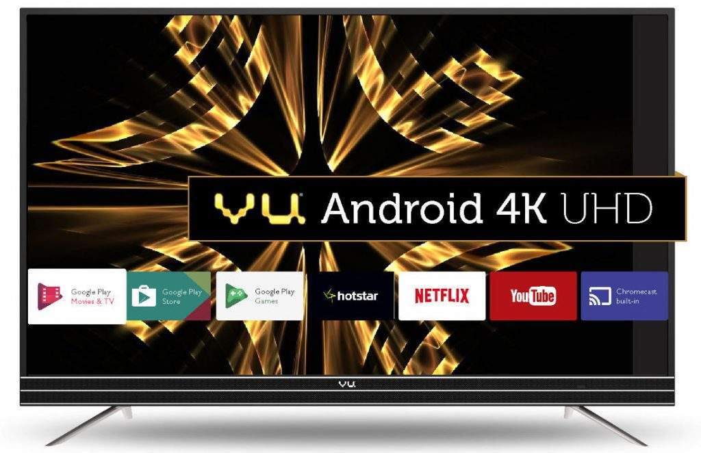 Vu Android 4k Uhd Led Tv Vs Xiaomi Mi Led Smart Tv 4 A
