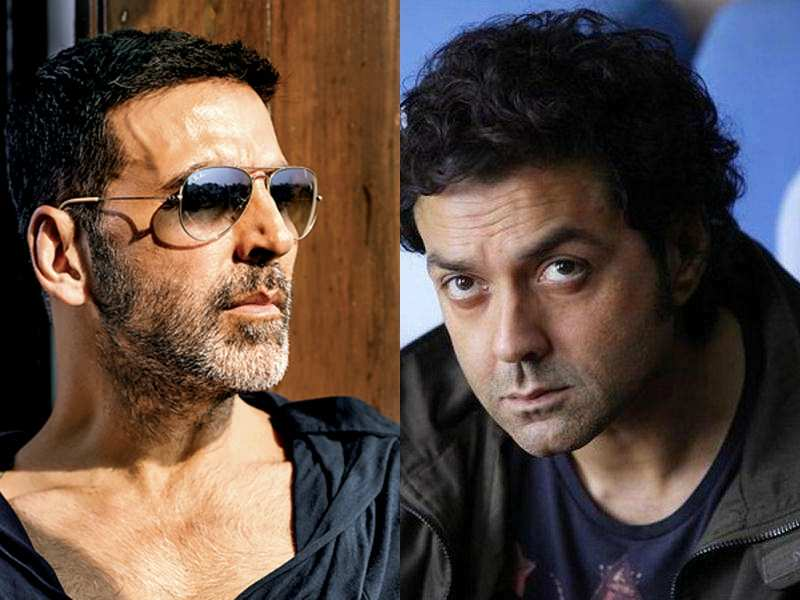 Bobby Deol Delighted To Share Screen Space With Akshay Kumar