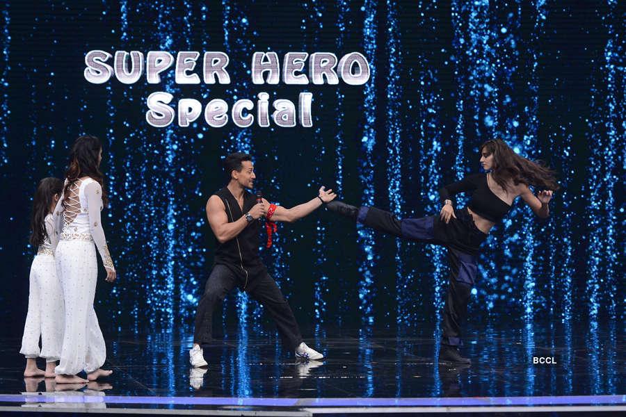 Super Dancer Chapter 2: On the sets