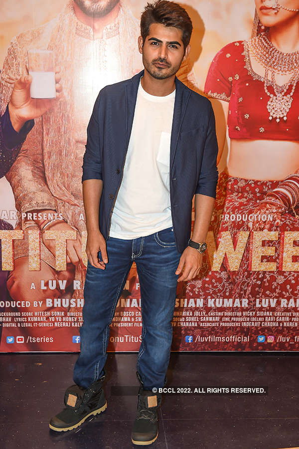 Sonu Ke Titu Ki Sweety: Success party
