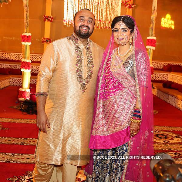 Actress Swara Bhaskar's brother Ishaan ties the knot