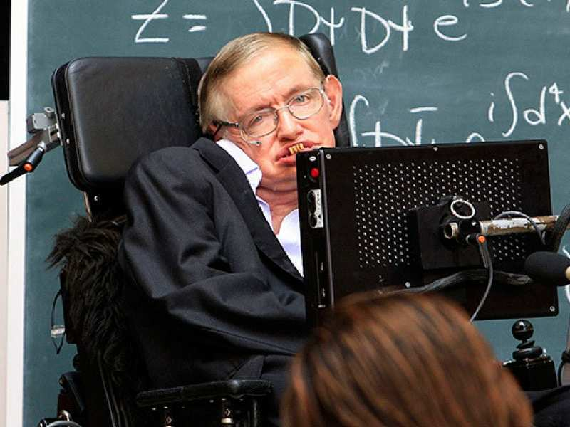 10 books by Stephen Hawking that prove the genius that he