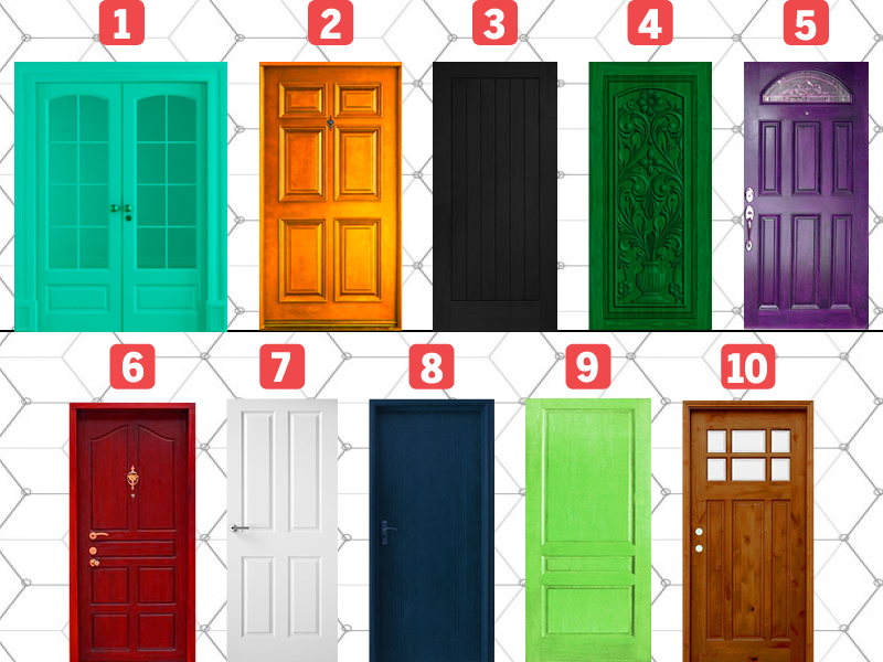 Choose a door.  sc 1 st  Times of India & Choose a door...