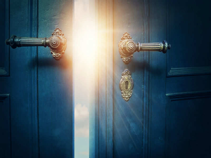 Choose A Door To Know Your Personality!