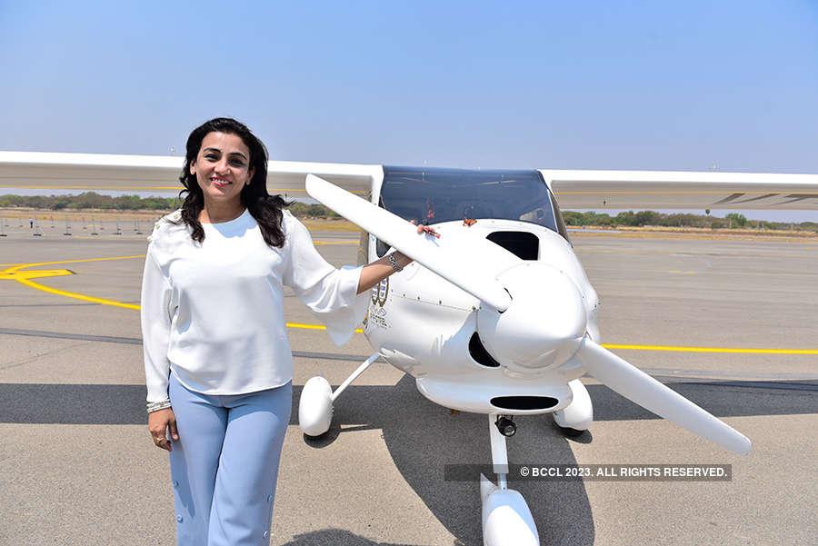 Amazing aircraft at Wings India 2018