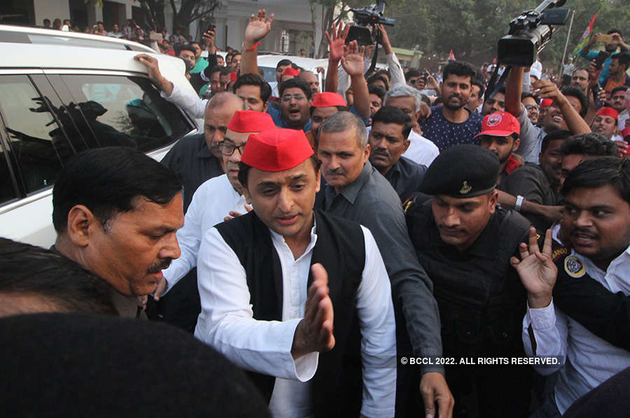 Samajwadi Party delivers shocker in UP by-polls