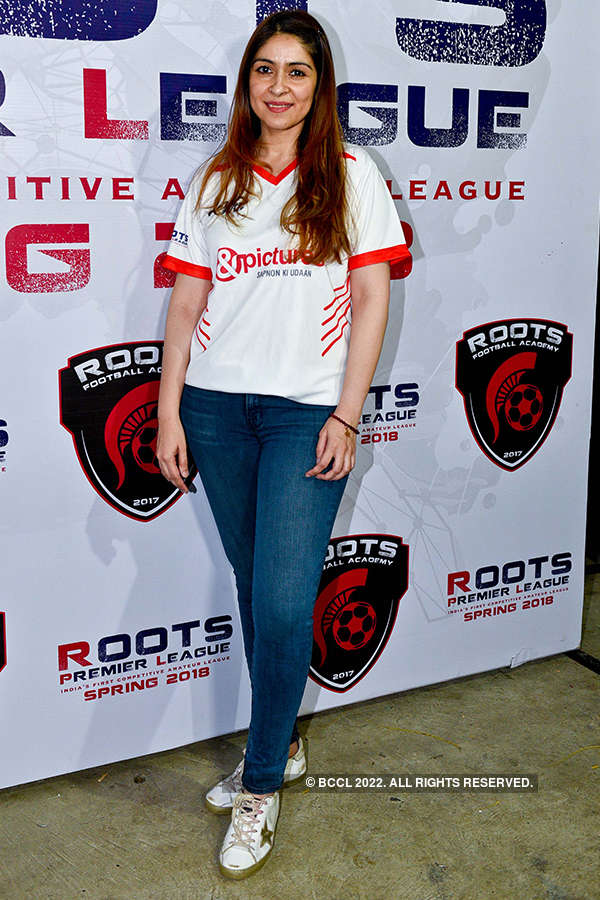 Roots Premier League Spring Season 2018