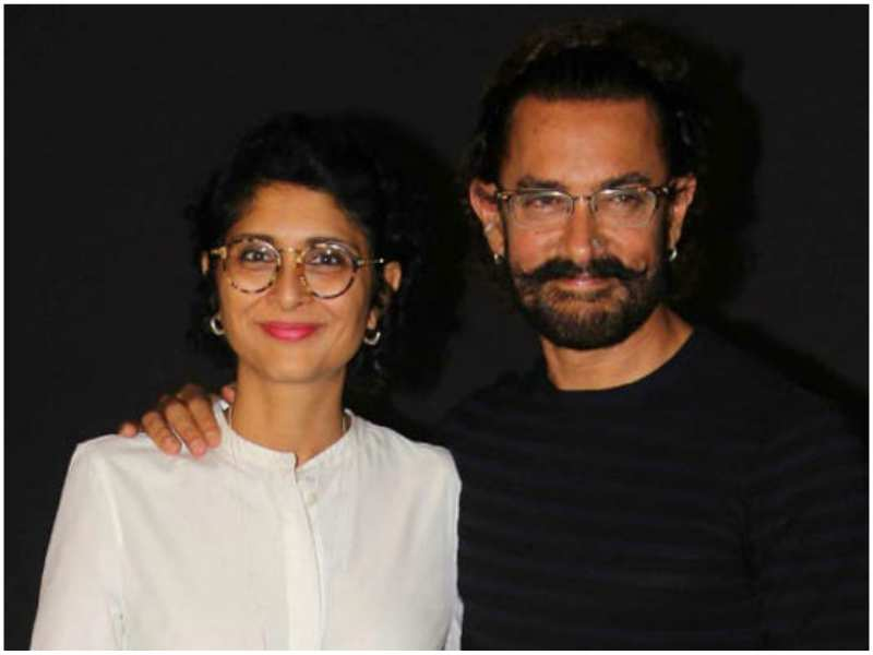 Aamir Khan: Times when he indulged in PDA with his wife Kiran Rao