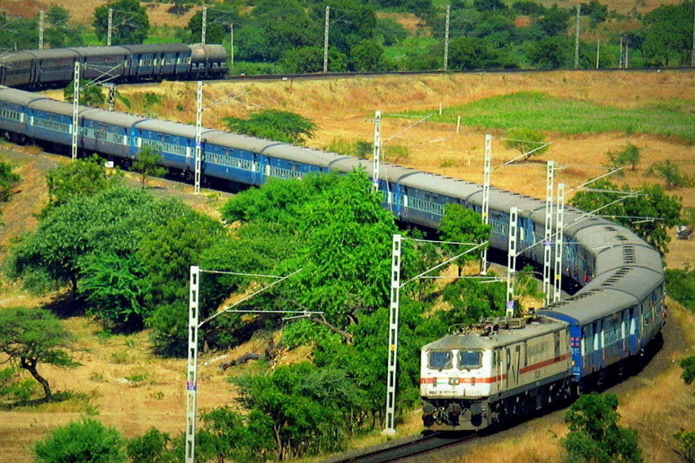 Indian Railways to replace Shatabdi with its new semi high-speed ...
