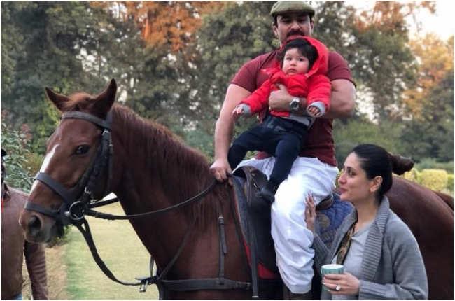 Taimur Ali Khan cute family pics