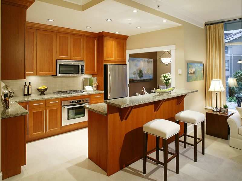 Open Kitchen Ideas Kerala