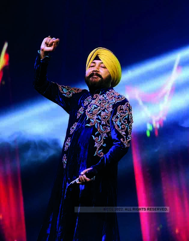 Punjabi pop singer Daler Mehndi convicted