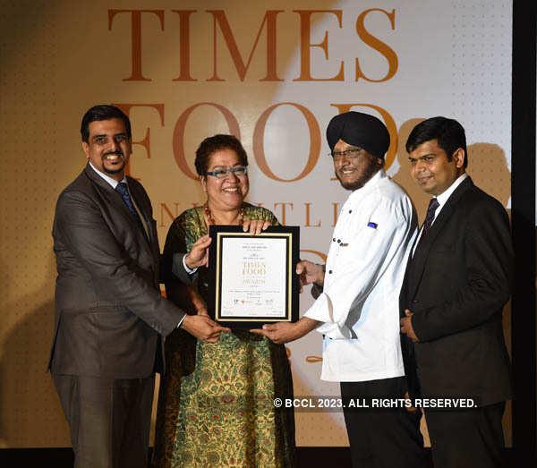 Times Food and Nightlife Awards '18 - Delhi: Winners