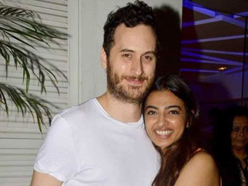 Radhika Apte opens up on her long-distance relationship with husband Benedict Taylor
