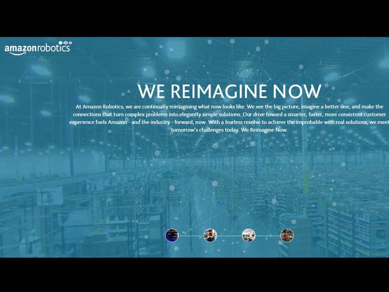 Kiva Systems: Robotics company | Gadgets Now