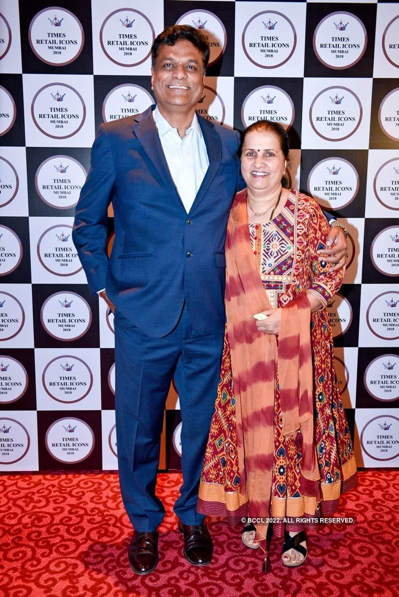 Times Retail Icons Awards 2018: Red Carpet