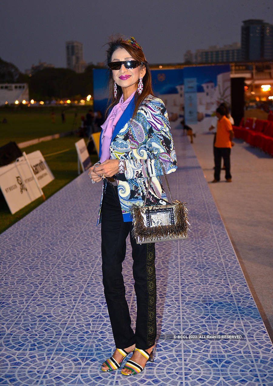Celebs attend Millionaire Asia Polo Cup