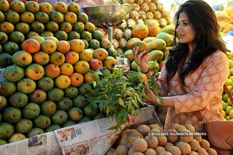 Ugadi preparations in Bengaluru