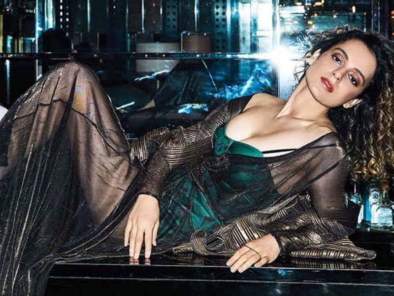 Kangana Ranaut: Nepotism exists everywhere, we have grown up seeing it - Kangana Ranaut's boldest statements  | The Times of India
