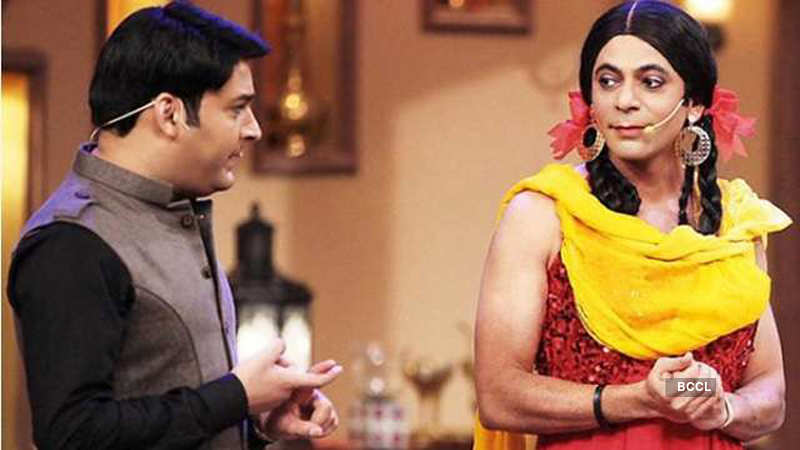 Sunil Grover, Ali Asgar, Sugandha Mishra reunite for their new show 'Dan Dana Dan'