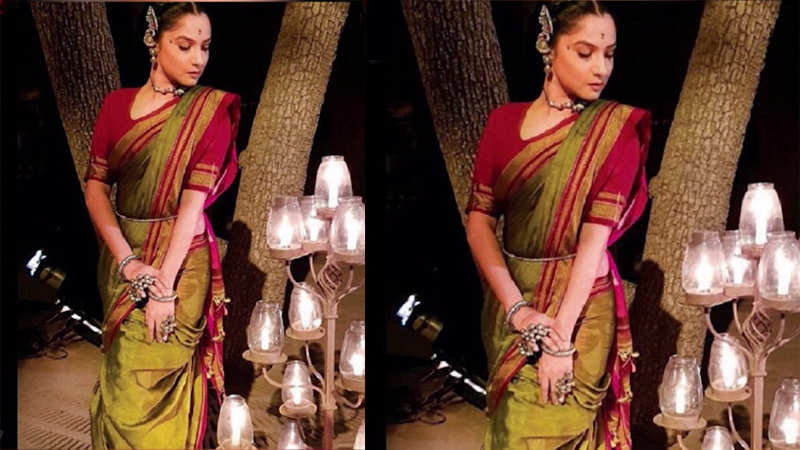 Ankita Lokhande's look from 'Manikarnika: The Queen of Jhansi' revealed
