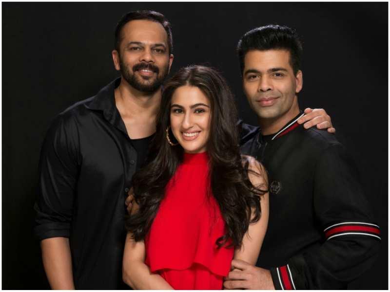 Confirmed! Sara Ali Khan to star opposite Ranveer Singh in Rohit Shetty's 'Simmba'