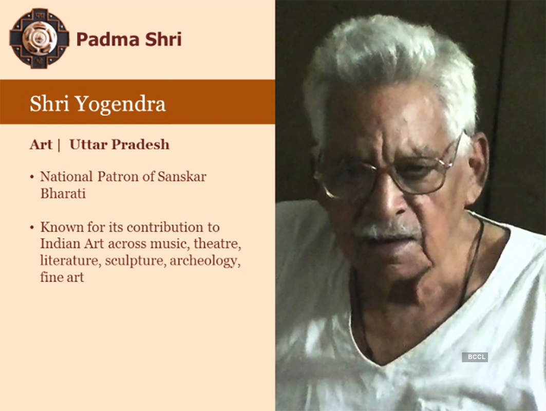 Padma Awards 2018: Know the recipients