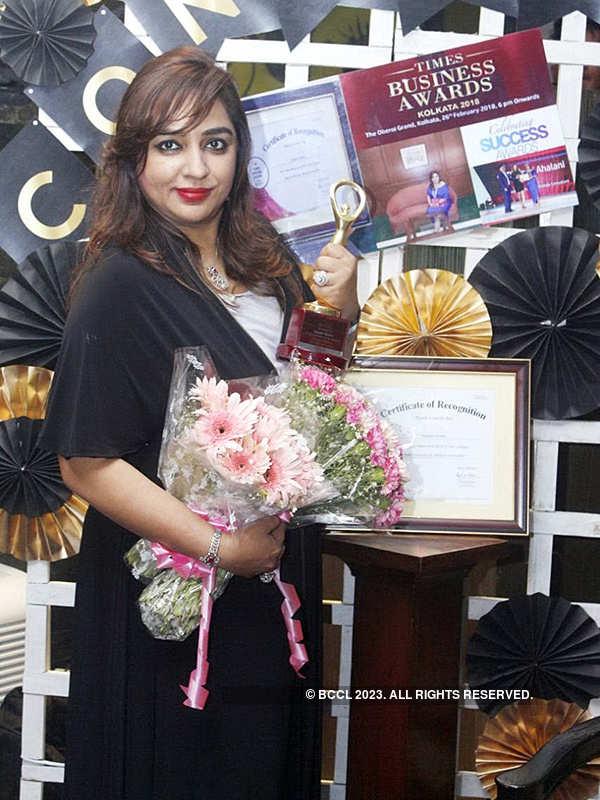 Deepali Ahalani's success party