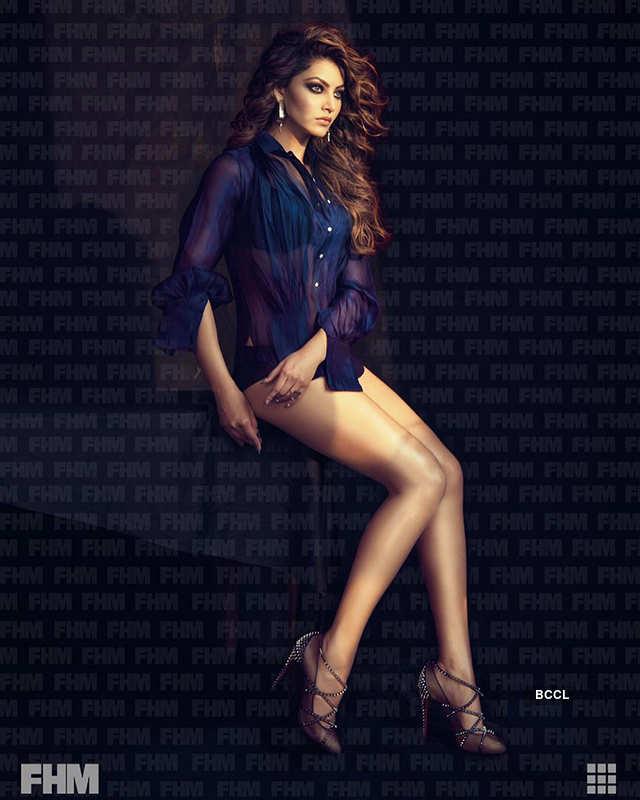 Urvashi Rautela's hot photoshoot