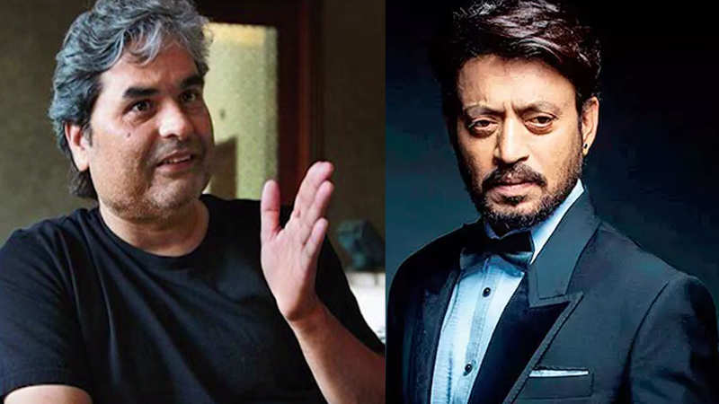Will start film when 'warrior' Irrfan Khan returns, says Vishal Bhardwaj