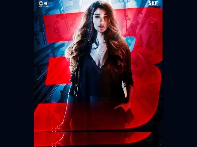 Race 3 Poster Salman Khan Introduces Daisy Shah As Sizzling Sanjana