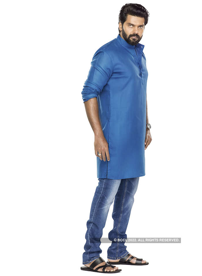 Meet the star cast of Kannada movie Rajaratha